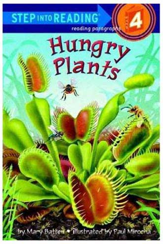 Hungry Plants – Kids Science Reader