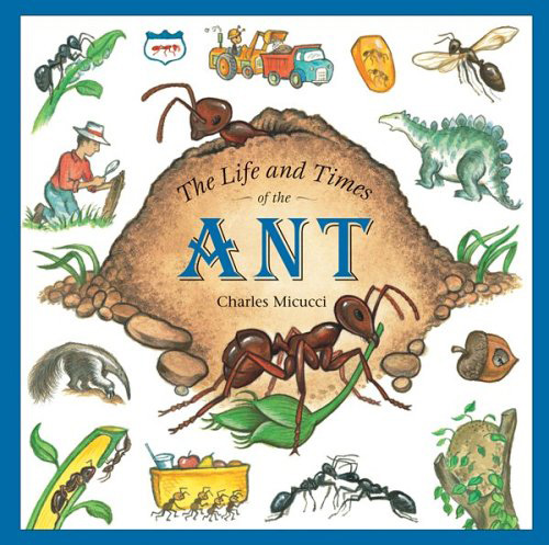 "Book: ""Life & Times of the Ant"" by M. Micucci"
