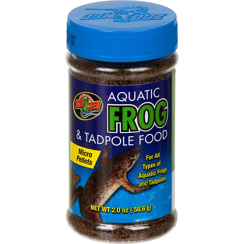 Extra Dwarf Frog Food