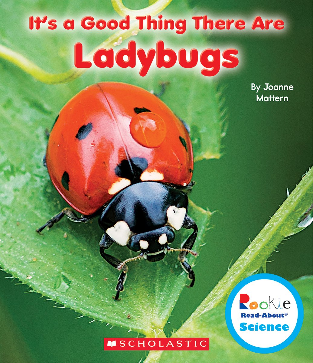 Book: Good Thing There Are Ladybugs