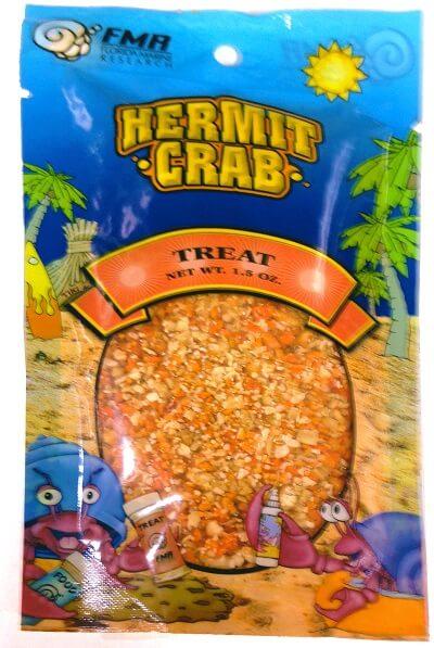 Hermit Crab Treats 1.5 oz