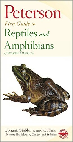 "Book: ""Guide to Reptiles and Amphibians"""